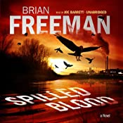 Spilled Blood: A Novel | [Brian Freeman]