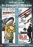 Programa Doble Caballeros Del Aire (Zeppelin Y El Barón Rojo) [DVD]