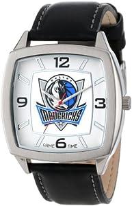 NBA Mens NBA-RET-DAL Retro Series Dallas Mavericks Watch by Game Time