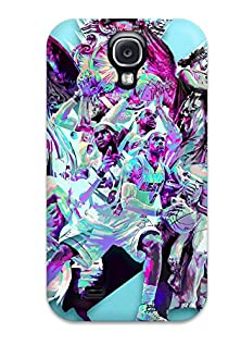 buy Best Heat Ball Basketball Miami Nba Lebron James Nba Sports & Colleges Colorful Samsung Galaxy S4 Cases