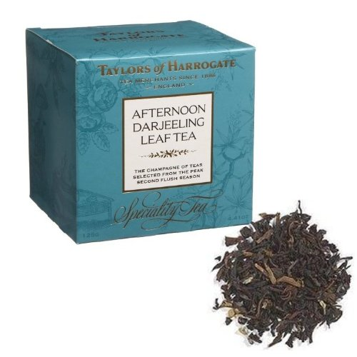 Taylors of Harrogate - Afternoon Darjeeling Tea - Loose Leaf - 4.4oz