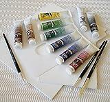 Winsor & Newton Winton Oil Color Complete Painting Set