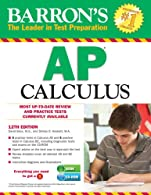 Barron's AP Calculus with-ROM