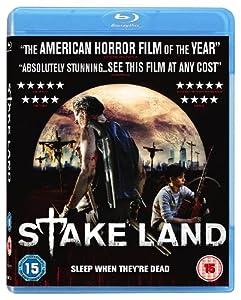 Stake Land [Blu-ray][Region Free]