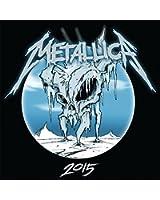 Metallica 2015 Calendar