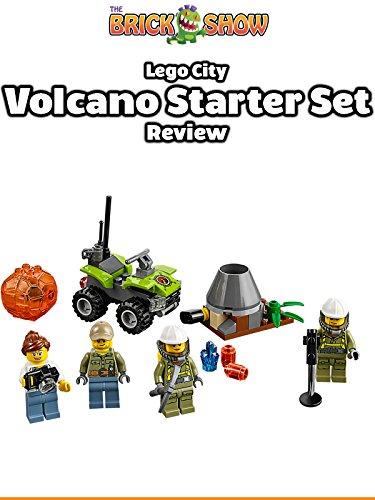 Review: Lego City Volcano Starter Set Review