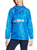 Geographical Norway Chaqueta Impermeable Choupa (Azul Royal)