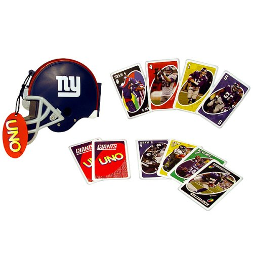 Buy Sababa Toys New York Giants UNO