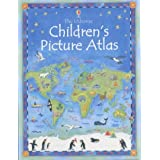 The Usborne Children's Picture Atlasby Ruth Brocklehurst