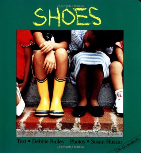 Shoes (Talk-About-Books) front-446926
