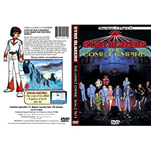 Star Blazers - The Comet Empire - Series 2, Part III (Episodes 10-13) movie