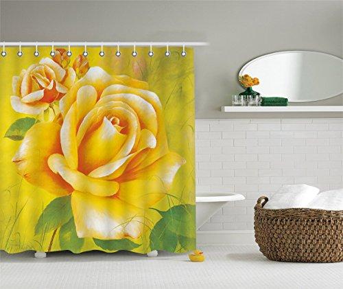 [SCOCICI Durable Fabric Shower Curtain,Stylish,Decorative,Unique,Cool,Fun,Funky(Size 72