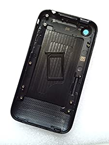 Generic BLACK Quality Replacement Housing For IPhone 3GS 8GB Back Plate Battery Cover