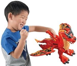 FP Imaginext Dragon