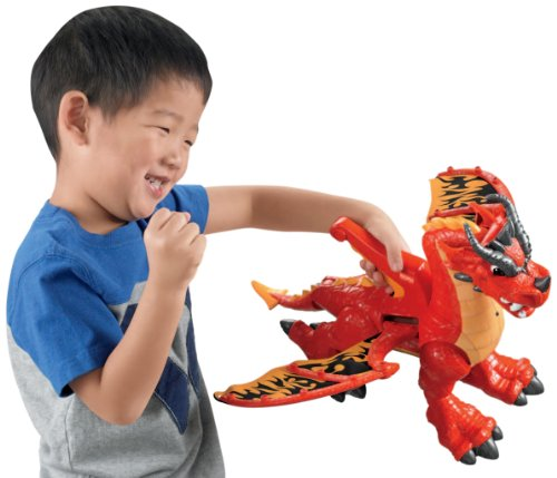 Fisher-Price Imaginext Eagle Talon Castle Dragon at Sears.com