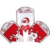 Baby bandana bib christmas Soft touch (Santa Ho!Ho!Ho!)