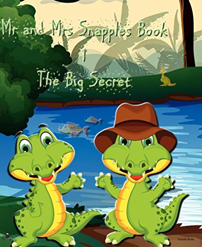 mr-and-mrs-snapples-big-secret-1-english-edition