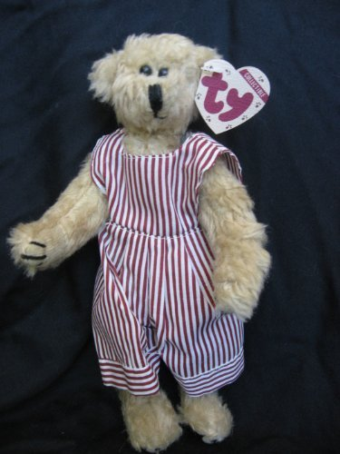 "Ty Attic Treasures Tiny Tim 8"" Plush Bear"