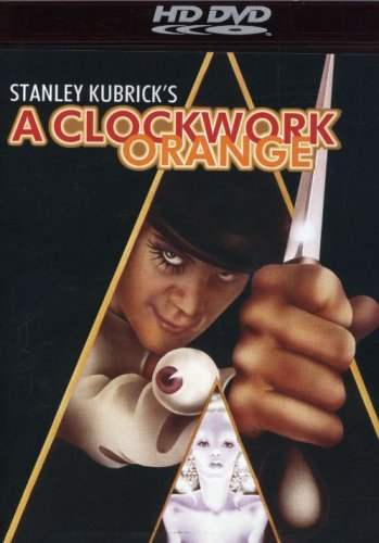 Cover art for  A Clockwork Orange [HD DVD]