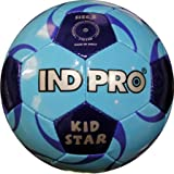 Indpro Unisex Kidstar Football 5 Sky Blue