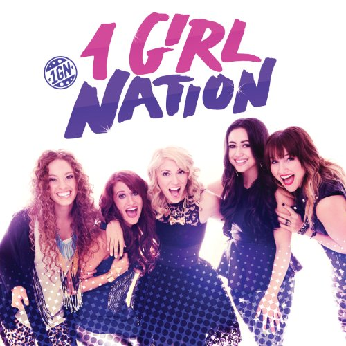 Original album cover of 1 Girl Nation by 1 Girl Nation