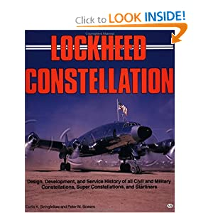 Amazon.com: Lockheed Constellation: Design, Development, and ...