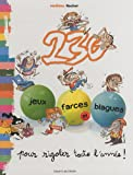 vignette de '230 jeux, farces et blagues pour rigoler toute l'année ! (Mathieu Rocher)'
