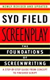 Screenplay: The Foundations of Screenwriting (0385339038) by Syd Field