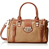 MG Collection Bradley Bowling Shoulder Bag