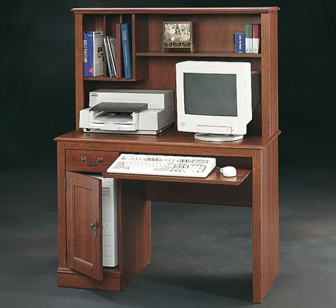 Buy Low Price Comfortable Camden County Computer Desk with Hutch (B000IDILIM)