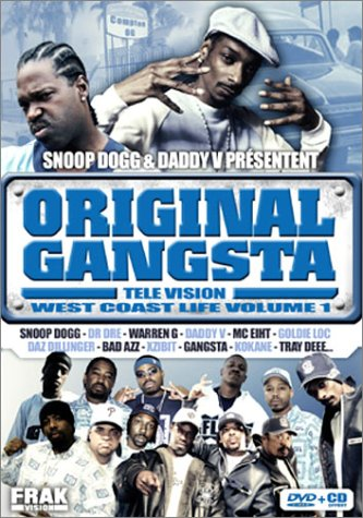 Original Gangsta Television Vol.1 (inclus 1 CD)