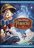 Walt Disney Pinocho - 70 Aniversario 2 Discos De Emocionante Aventura (Walt Disney's Pinocchio 70th Anniversary Edition 2 DVDs)