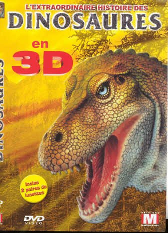 Les Dinosaures en 3D