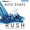 Rush: The Breathless Trilogy, Book 1 (       UNABRIDGED) by Maya Banks Narrated by Adam Paul