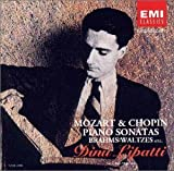 モーツァルト : ピアノ・ソナタ第8番、J.S.バッハ : パルティータ