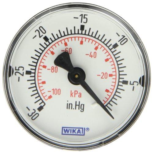 30 In Hg Vacuum
