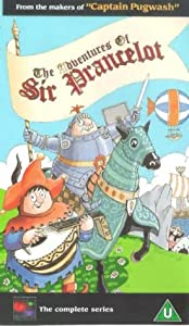 The Adventures Of Sir Prancelot [VHS]