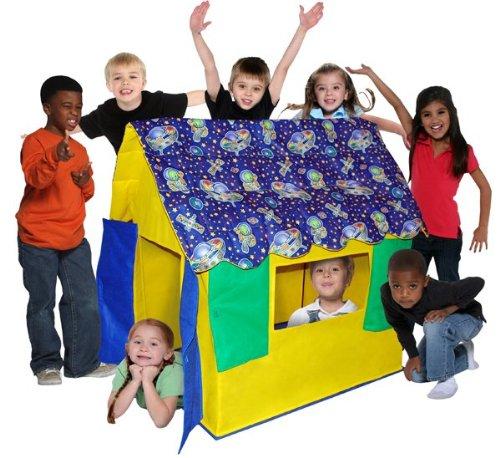 Kid'S Cottage-Alien House
