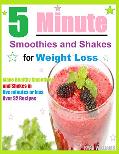 Healthy Shakes And Smoothies front-791906