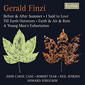 Finzi - Song Cycles
