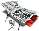 Denali Homeowners Drill and Drive Bit Accessory Kit, 150-Piece
