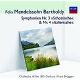 Sinfonien 3 & 4/Ouvertüren (Audior)