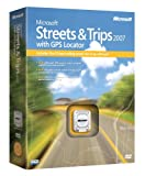Microsoft Streets and Trips 2007 with GPS Locator [DVD] [OLD VERSION]