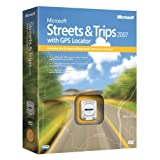 Microsoft Streets and Trips 2007 with GPS Locator [DVD] [OLD VERSION] ~ Microsoft Software