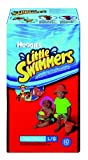 Huggies Little Swimmers Disposable Swimpants Swim Diapers, Size Large, Fits 32+ lbs, Pk of 10 diapers