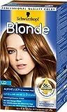 Blonde LD Aufheller für dunkles Haar