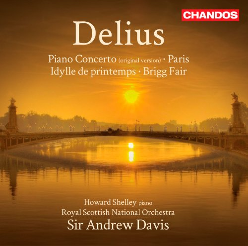 Buy Orchestral Works: Piano Cto &amp; Paris &amp; Brigg Fair From amazon