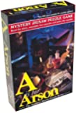 A is for Arson Jigsaw Puzzle Game