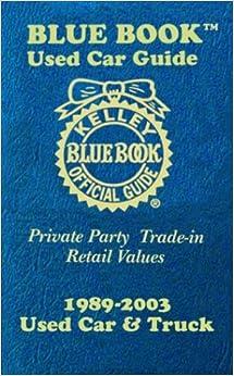 Kelley blue book usa cars