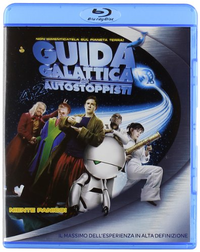 Guida Galattica Per Autostoppisti [Blu-ray] [IT Import]
